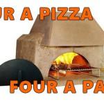 Four à pizza à bois pas cher à monter soi-même