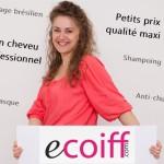 Produit de coiffure : E-coiff soin cheveu professionnel