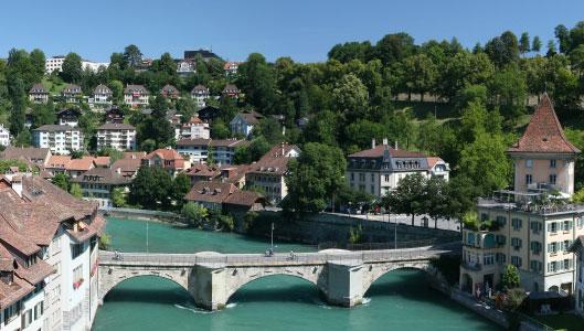 sortie d'entreprise à Bern