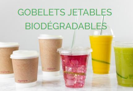 Gobelets Bio